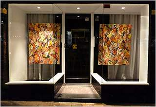 shopfront glass